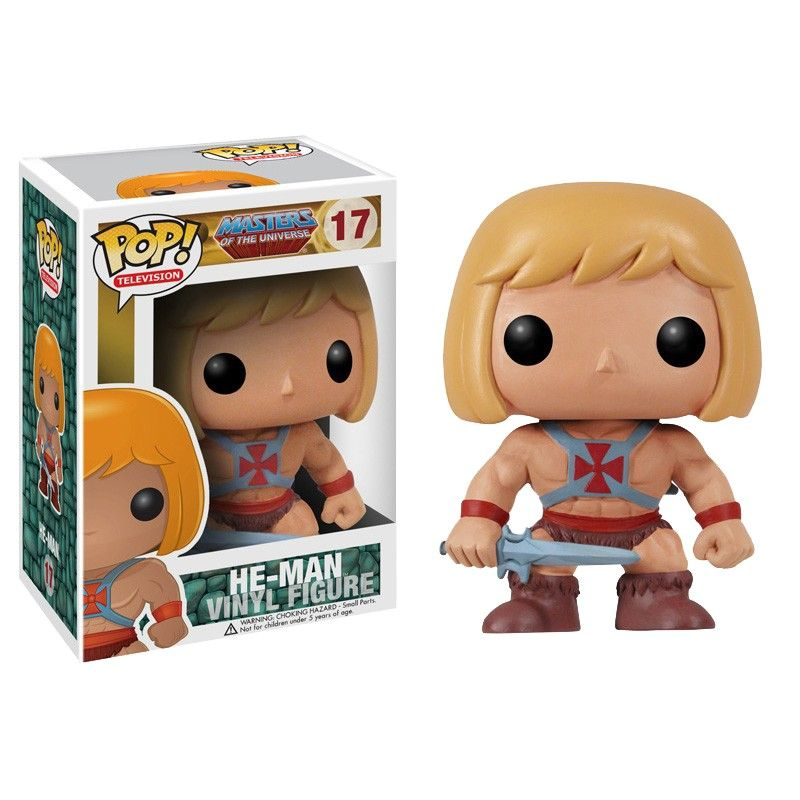Funko Pop! He-Man (Masters of the Universe)