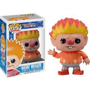 Funko Pop! Heat Miser (The Year Without a Santa Claus)