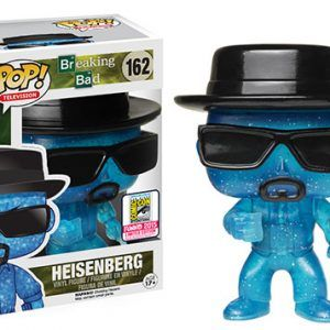 Funko Pop! Heisenberg (Blue Crystal) SDCC (Breaking Bad)
