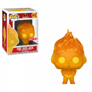 Funko Pop! Jack-Jack (Fire) (The Incredibles)