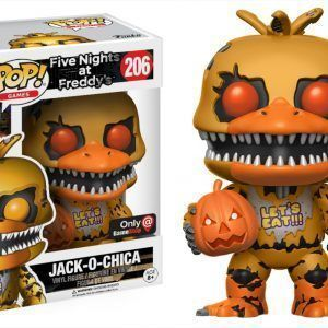 Funko Pop! Jack-O-Chica (Five Nights at…
