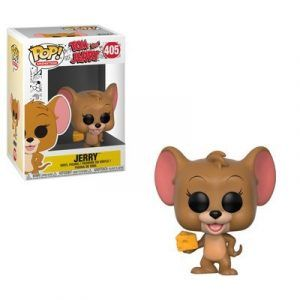 Funko Pop! Jerry (w/Cheese) (Tom and Jerry)