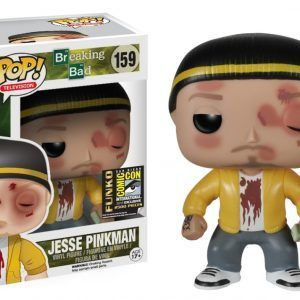 Funko Pop! Jesse Pinkman - (Bloody) (Breaking Bad)
