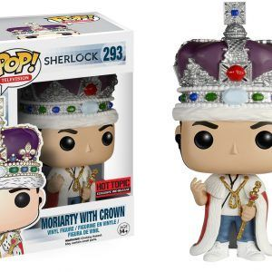Funko Pop! Jim Moriarty (Crown Jewel) (Sherlock)