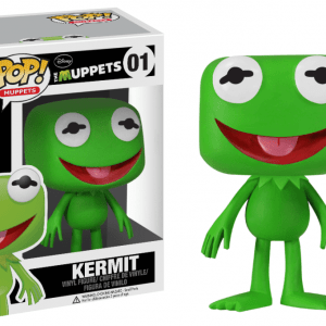 Funko Pop! Kermit the Frog (The Muppets)