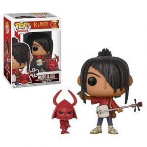 Funko Pop! Kubo and Little Hanzo (Kubo and the Two Strings)