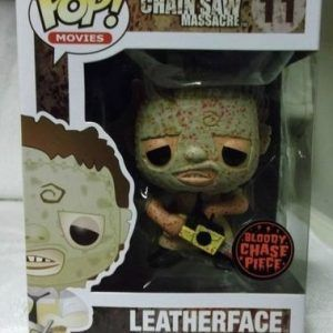 Funko Pop! Leatherface (Bloody) (Chase) (New…