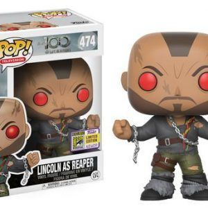 Funko Pop! Lincoln (as Reaper) SDCC (The 100)