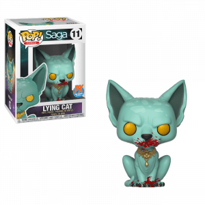 Funko Pop! Lying Cat - (Bloody) (SAGA)