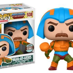 Funko Pop! Man-At-Arms (Masters of the…