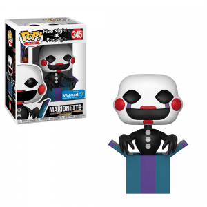 Funko Pop! Marionette (Five Nights at…