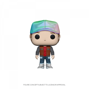 Funko Pop! Marty in Future Outfit (Back to the Future)