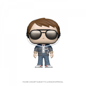Funko Pop! Marty with Glasses (Back to the Future)