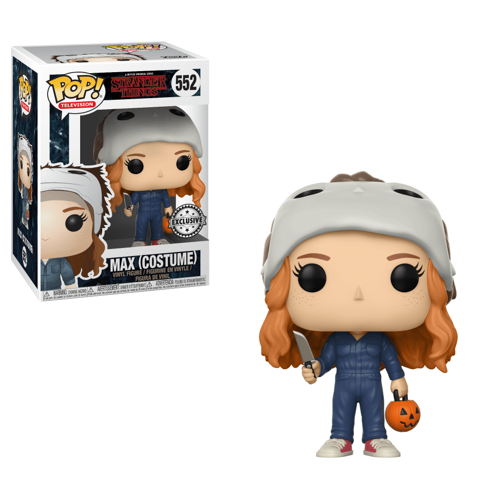Funko Pop! Max Mayfield (Myers Costume) (Stranger Things)