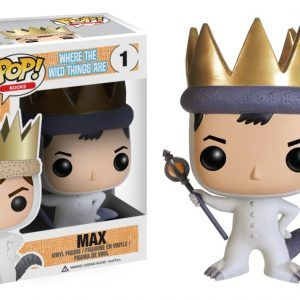 Funko Pop! Max (Where the Wild Things Are)