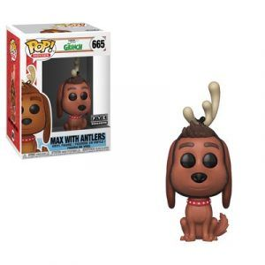 Funko Pop! Max with Antlers (The Grinch)