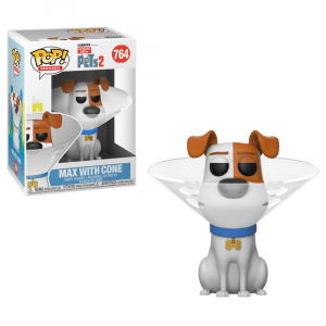 Funko Pop! Max With Cone (Secret Life of Pets)