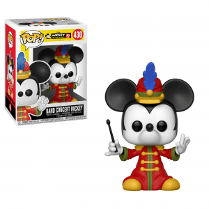 Funko Pop! Mickey Mouse (Band Concert)…