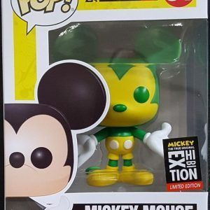 Funko Pop! Mickey Mouse (Green and…