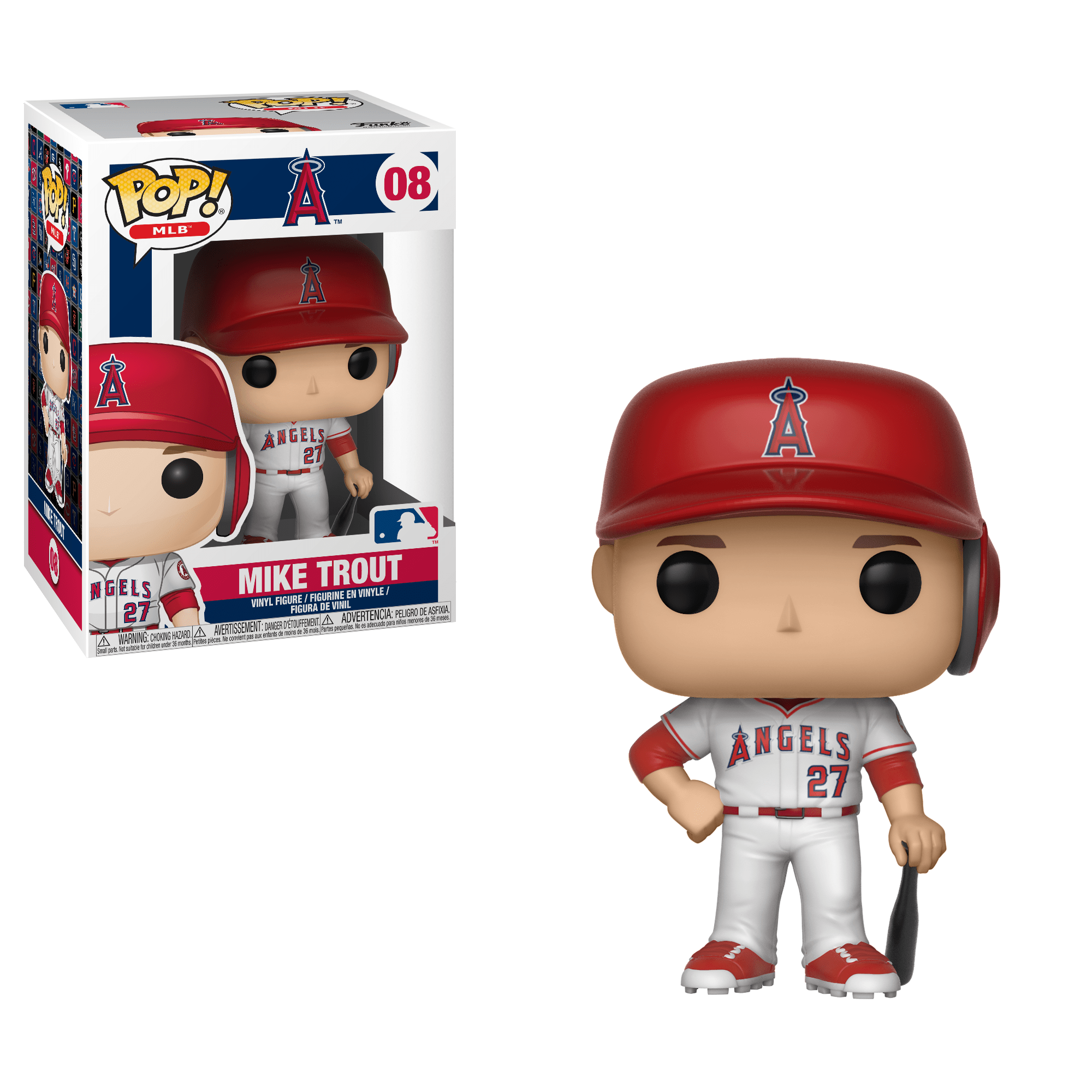 Funko Pop! Mike Trout (MLB)