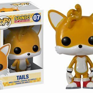 """Funko Pop! Miles """"Tails"""" Prower (Sonic The Hedgehog)"""