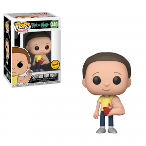 """Funko Pop! Mortimer """"Morty"""" Smith (Sentient Arm) (Bloody) (Chase) (Rick and Morty)"""