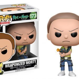 Funko Pop! Morty Smith (Weaponized) (Rick and Morty)