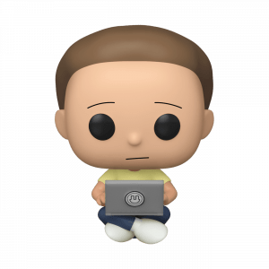 Funko Pop! Morty with Laptop (Rick…
