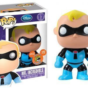 Funko Pop! Mr. Incredible (Blue Suit) (The Incredibles)