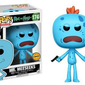 Funko Pop! Mr. Meeseeks (Chase) (Rick and Morty)