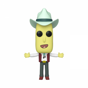 Funko Pop! Mr. Poopy Butthole Auctioneer…