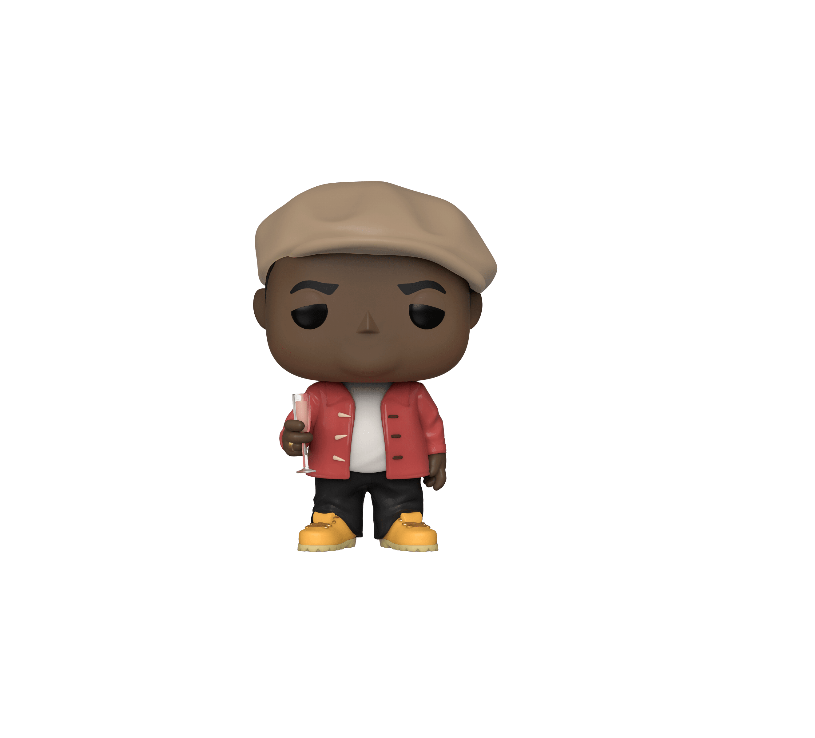 Funko Pop! Notorious B.I.G with Champagne (Notorious B.I.G)