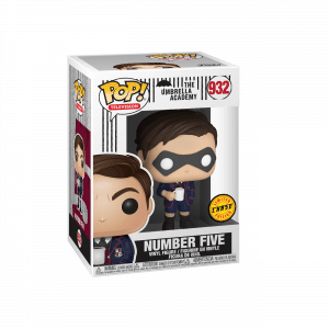 Funko Pop! Number Five (Chase) (Umbrella…