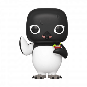 Funko Pop! Penguin with Cocktail (Billy…