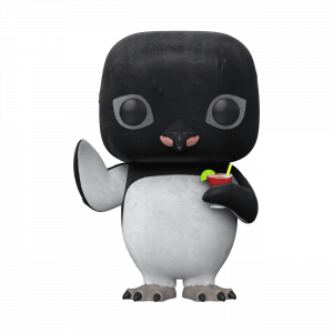 Funko Pop! Penguin with Cocktail (Flocked)…