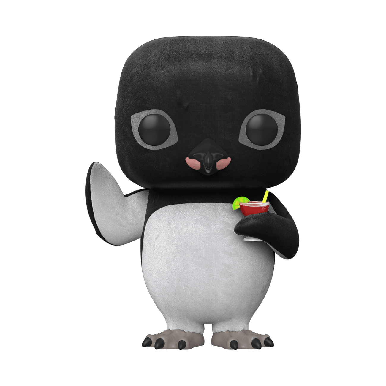 Funko Pop! Penguin with Cocktail (Flocked) (Billy Madison)