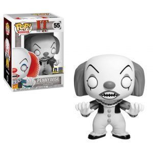 Funko Pop! Pennywise (Black and White)…