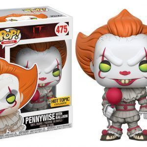 Funko Pop! Pennywise (w/ balloon) (Bloody)…