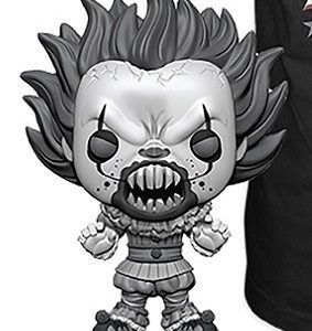 Funko Pop! Pennywise (with Teeth) (Black…