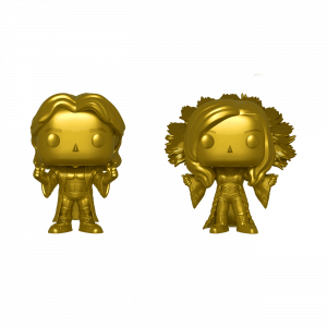 Funko Pop! Ric and Charlotte Flair…