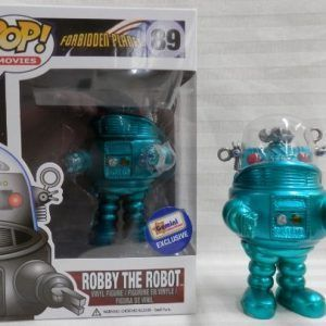 Funko Pop! Robby the Robot (Turquoise)…