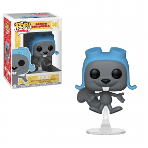 Funko Pop! Rocky the Flying Squirrel (Rocky and Bullwinkle)