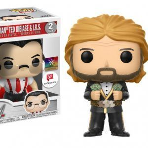 Funko Pop! S6-2 Pack- IRS and…