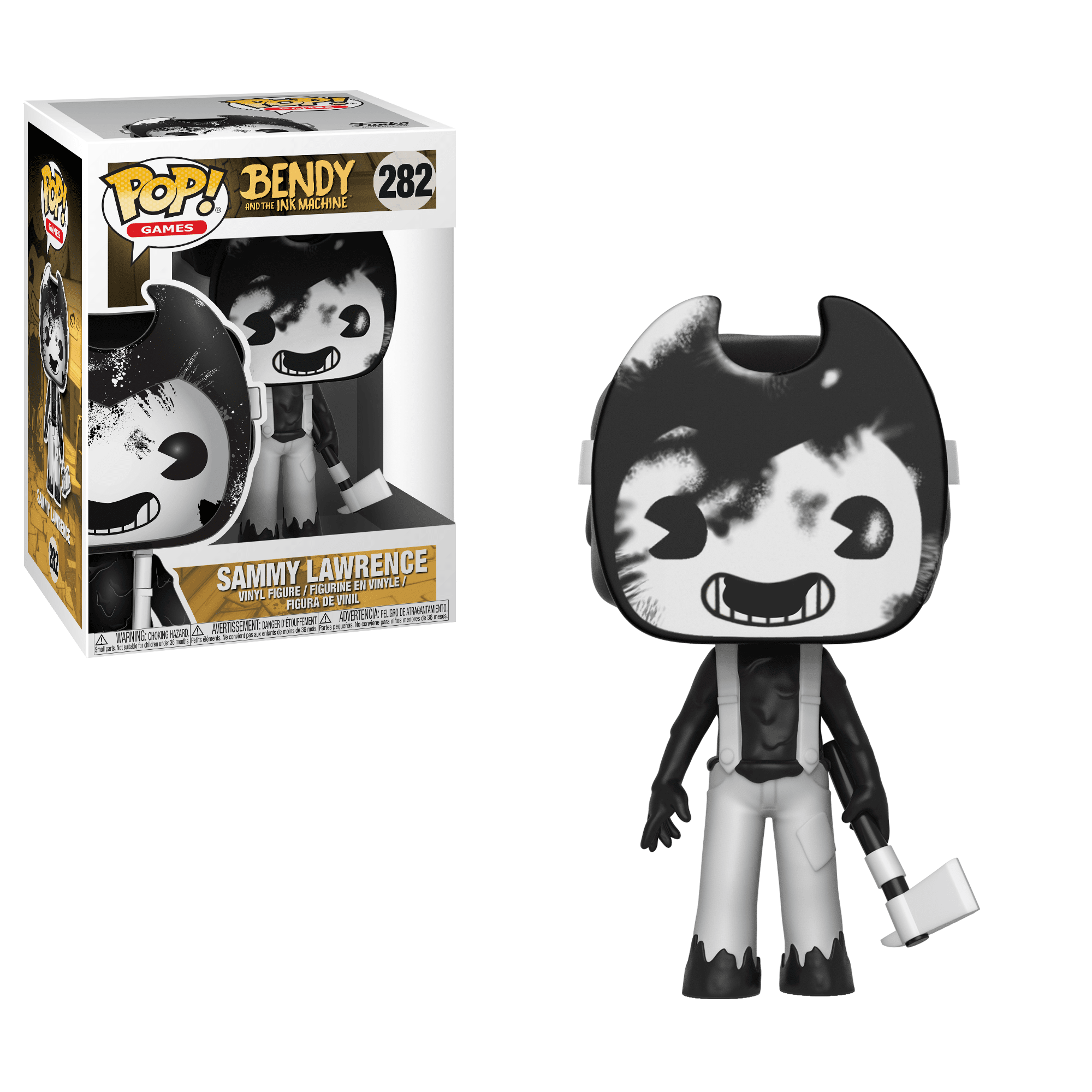 Funko Pop! Sammy Lawrence (Bendy and the Ink Machine)