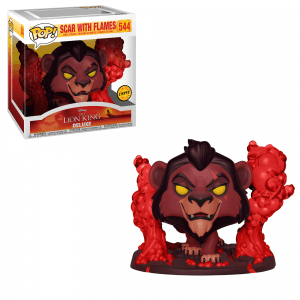 Funko Pop! Scar with Flames (Chase)…