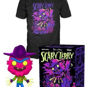 Funko Pop! Scary Terry (Rick and Morty)