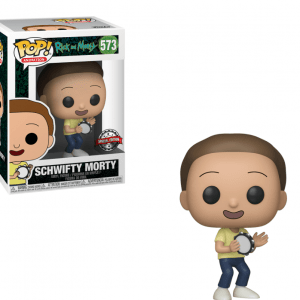 Funko Pop! Schwifty Morty (Rick and…