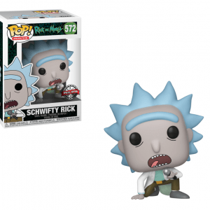Funko Pop! Schwifty Rick (Rick and Morty)