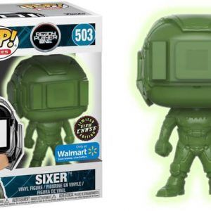 Funko Pop! Sixer (Glow) (Chase) (Ready Player One)