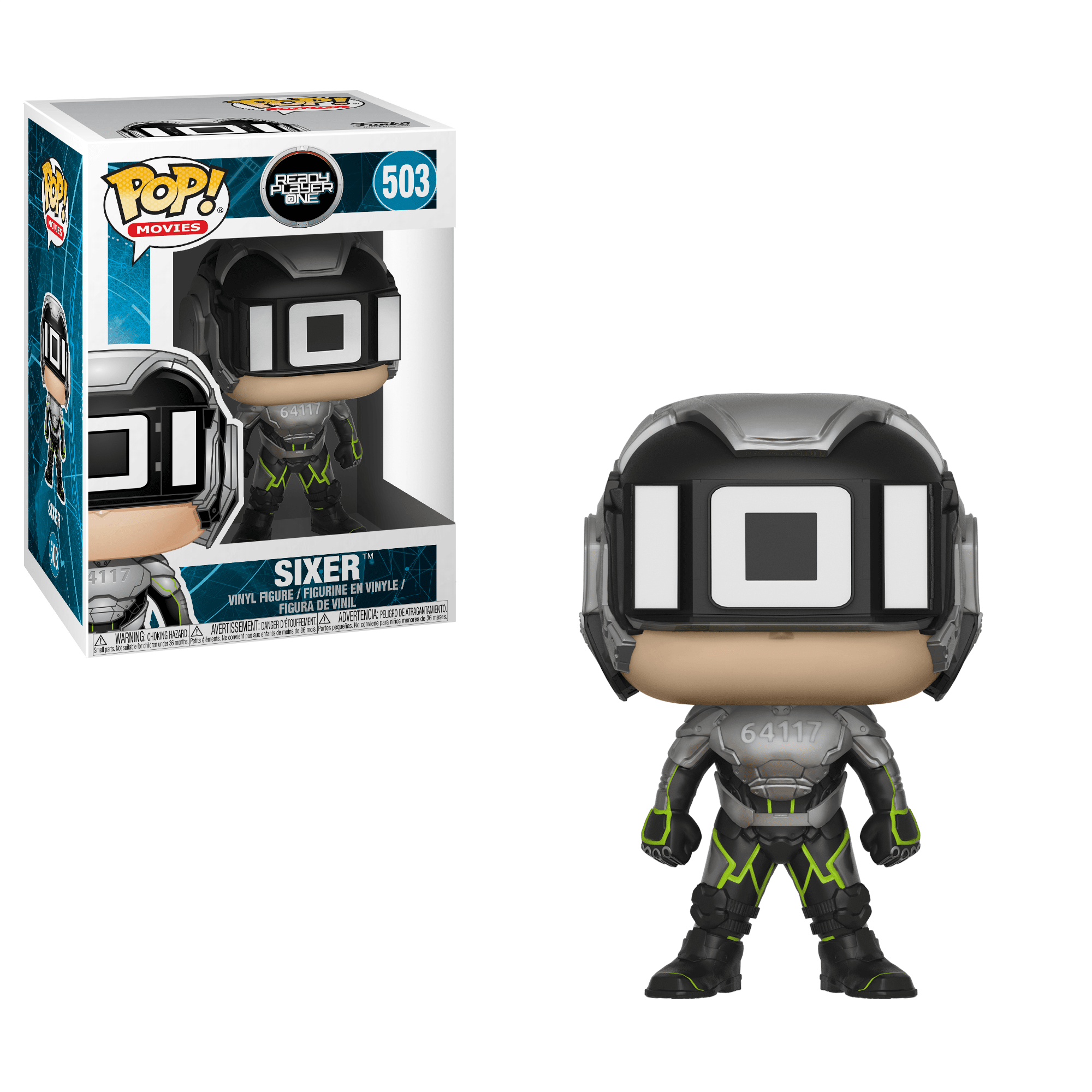 Funko Pop! Sixer (Ready Player One)